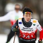 浜田翔 ©︎ Special Olympics Nippon