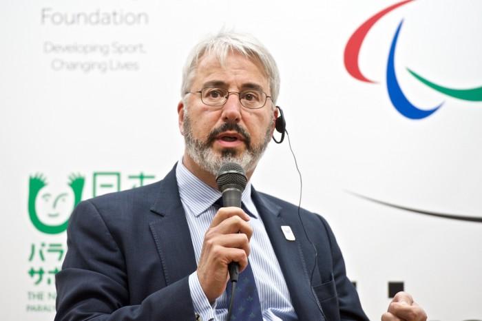 パラリンピック教材「I'm POSSIBLE 国際版」ディレクター、IPC教育委員会ニック・フラー委員長