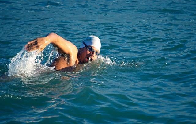 2010年9月17日、コレットの30歳の誕生日に、ラ・マンシュ海峡横断が実現した