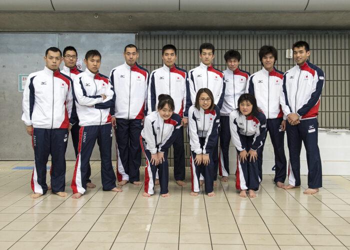 9月にメキシコシティで開催されるIPC水泳世界選手権の走行会が行われた