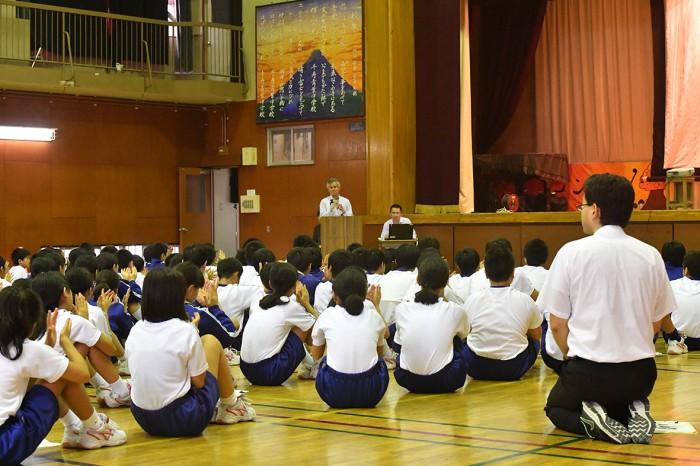 東京大学バリアフリー教育開発研究センターの星加良司先生の講演を聴く
