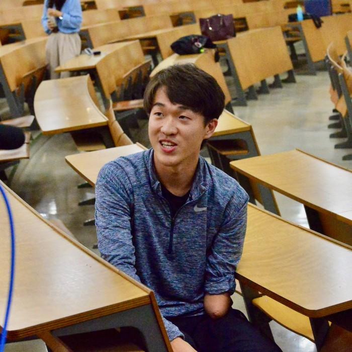 鈴木雄大は高校まで地元静岡でサッカーをし、パラアスリート発掘プロジェクトに参加して陸上でパラリンピックすことに