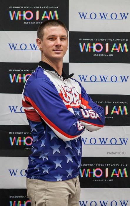 WOWOW「WHO I AM フォーラム」義足のスノーボード金メダリスト・エヴァン・ストロングを迎えて!
