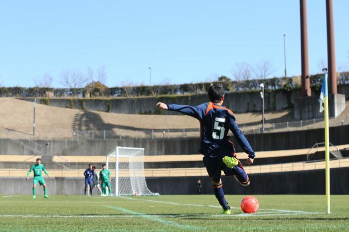 藤枝総合運動公園で高等支援学校サッカー部9校による選手権大会が開催