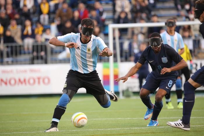 アルゼンチン10番ダヴィド・ペラルタ