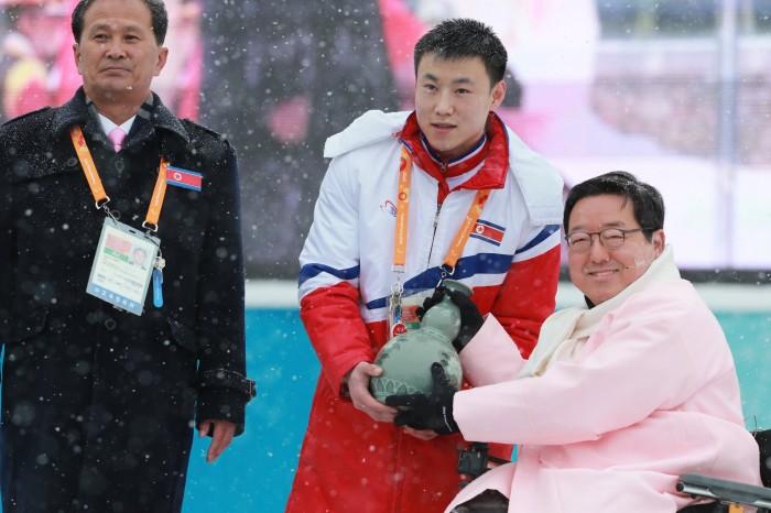 北朝鮮から2名のパラリンピアンが世界へ初挑戦!