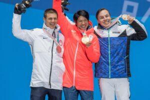 成田緑夢が金メダル「僅差さハンパない、完璧なワクワク感!」
