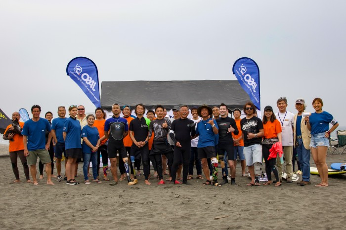 選手、運営スタッフ、ボランティア (写真:吉田直人)