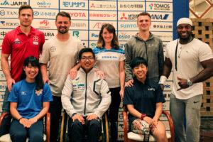 世界のトップアスリートを迎えて~2018 ジャパンパラ陸上競技大会が開幕!