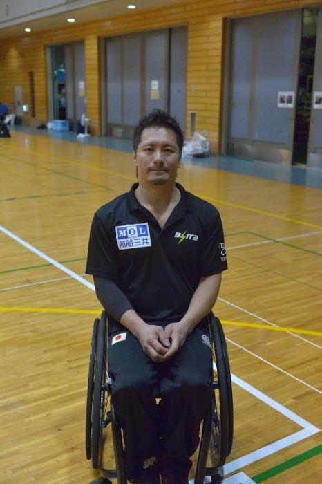 島川慎一。ニックネームは「Shin」。写真・金子修平