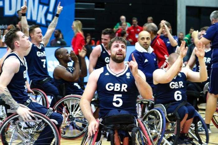 フォトレポート:車いすバスケットボール世界選手権。イギリスがアメリカを決勝で下し優勝。