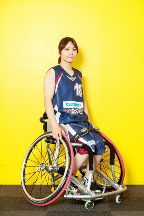 「限界は自分で決める」、という土田真由子は2020年に向けてトレーニングに励む。