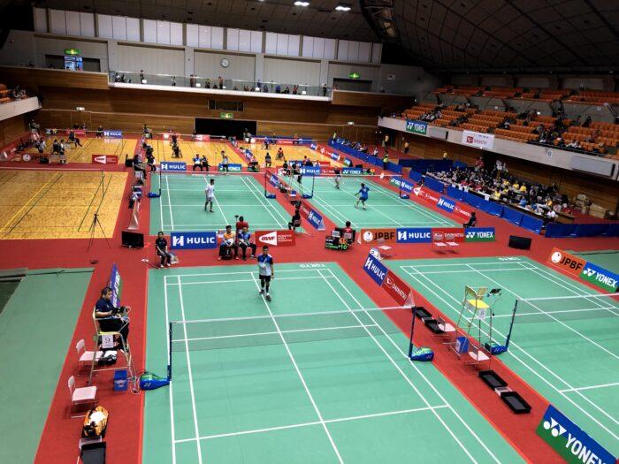 町田市立総合体育館