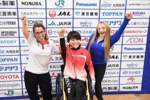 海外選手41名を迎えジャパンパラ水泳、今日から。横浜国際プールへ!