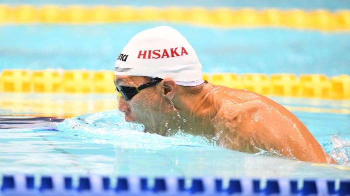 100m平泳ぎSB6で日本記録を更新した中村智太郎の泳ぎ 写真・山下元気