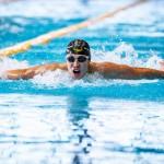 200メートル個人メドレー・中島啓智 写真提供:日本身体障がい者水泳連盟