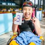 写真提供:日本身体障がい者水泳連盟
