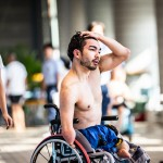 鈴木孝幸 写真提供:日本身体障がい者水泳連盟