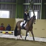 グレードⅣの大塚宗毅(OISO乗馬クラブ)&リトルアトム