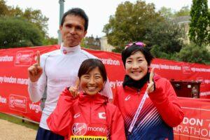 日本勢3選手が東京パラリンピック内定! 〜ロンドンマラソン〜