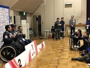 平昌から1年後、2019ジャパンパラアルペンスキー競技大会