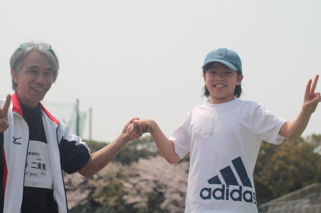 笑顔が桜のように満開! 千葉でパラ陸上、アスリート交流会が開催