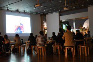 横浜から「パラスポーツの街づくり」を! パラリンピック・ドキュメンタリー「WHO I AM」上映会+パラアスリート卓球交流会を開催します!