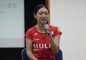 鈴木亜弥子選手(SU5)