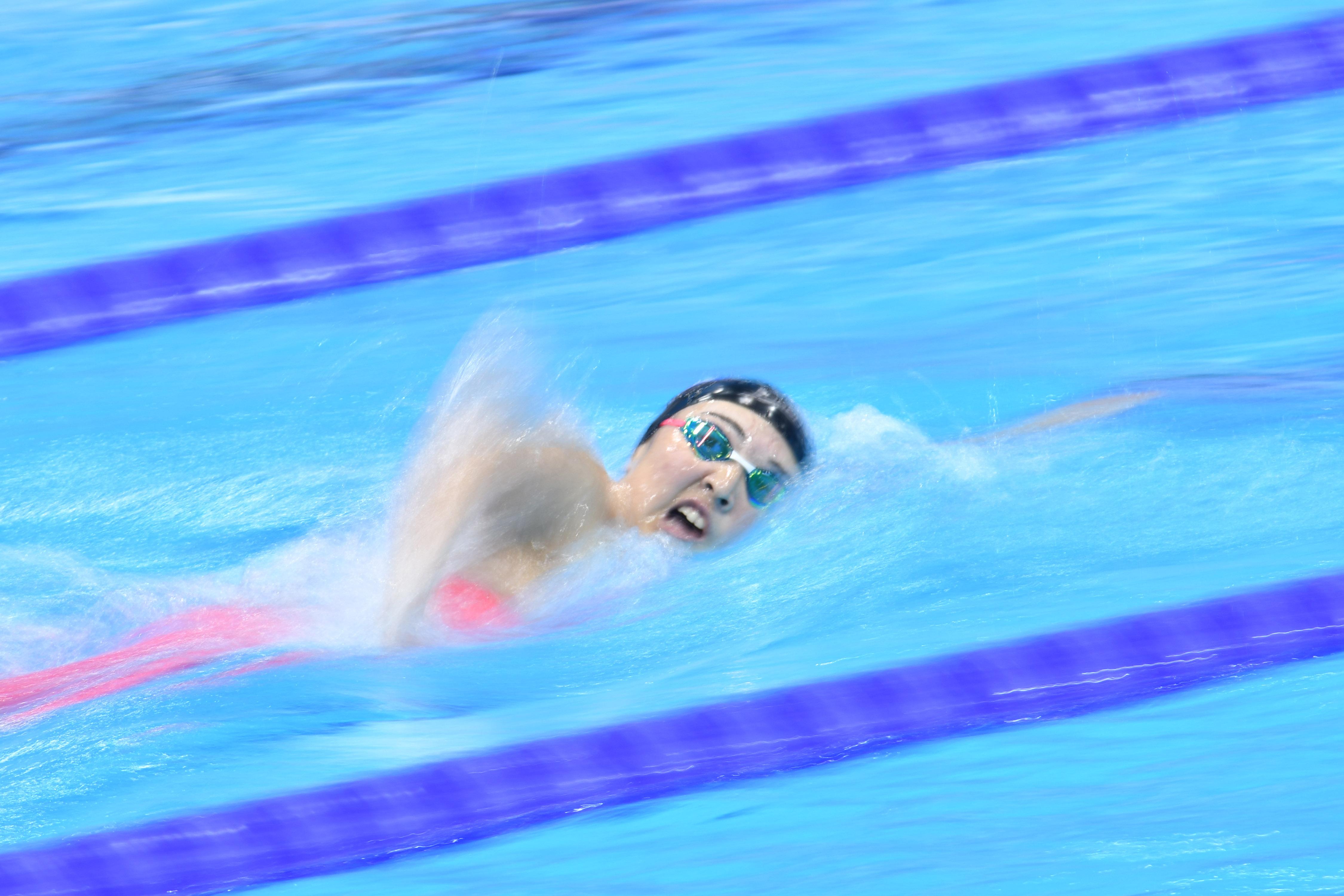TSUJIUCHI Ayano (JPN) Women's 400m Freestyle S13