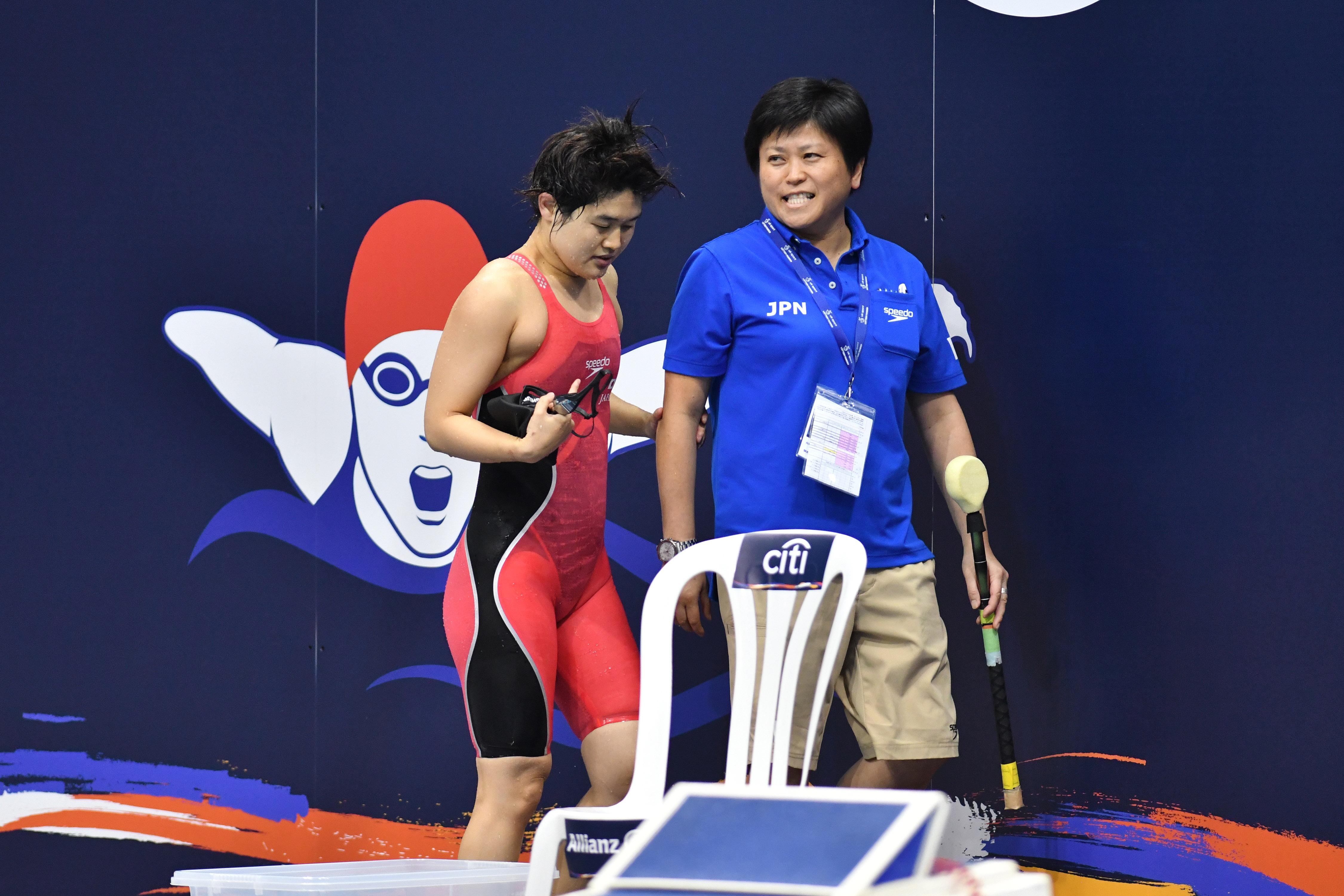 ISHIMURA Tomomi (JPN) Women's 50m Freestyle S11 Final