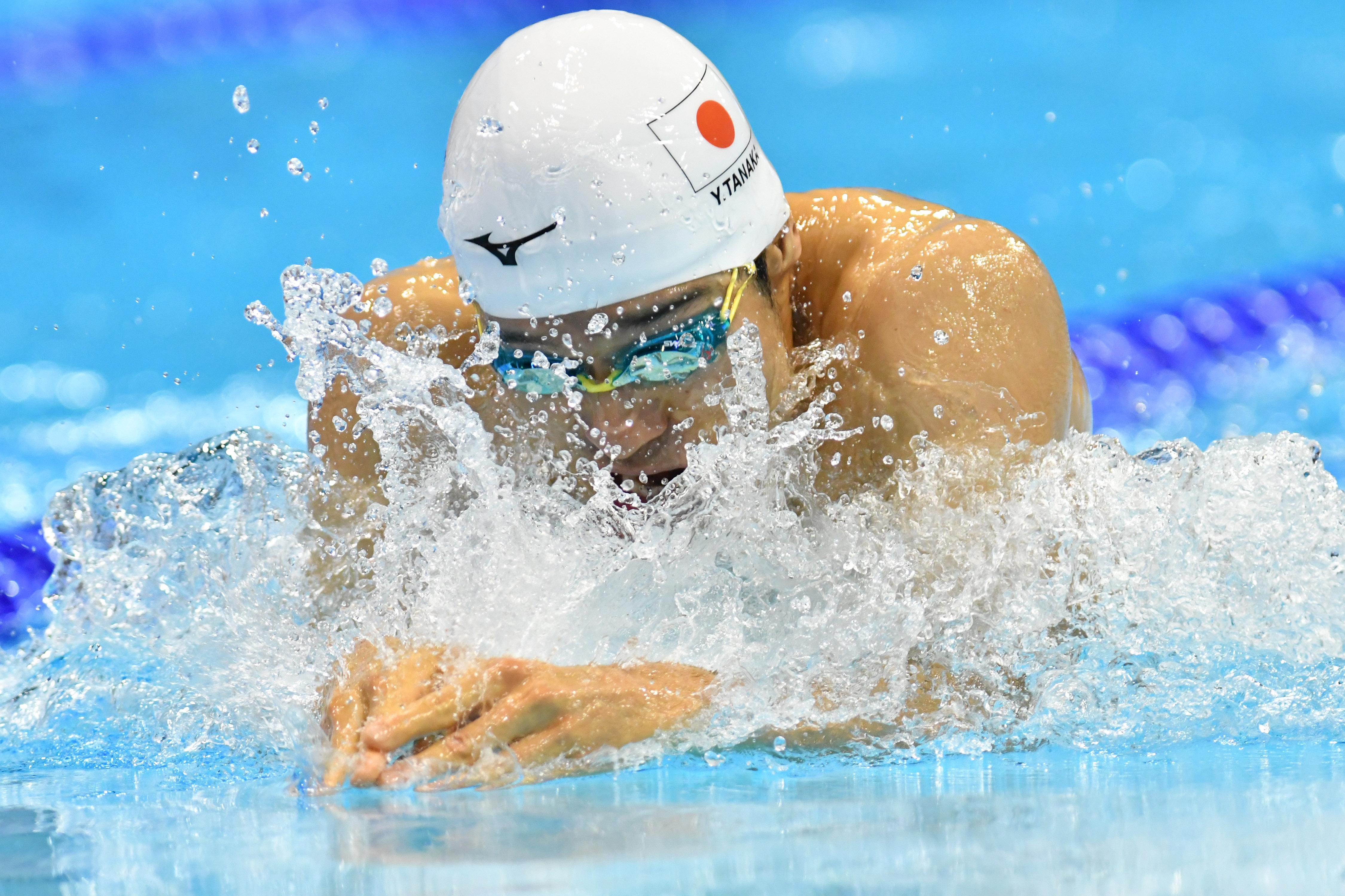 TANAKA Yasuhiro (JPN) Men's 100m Breaststroke SB14 London 2019 World Para Swimming