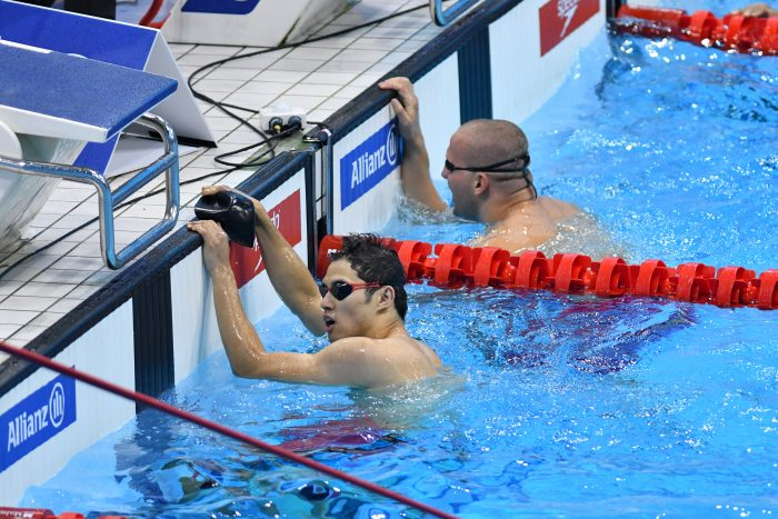 KIMURA Keiichi (JPN) Men's 200m Individual Medley SM11 / London 2019 World Para Swimming