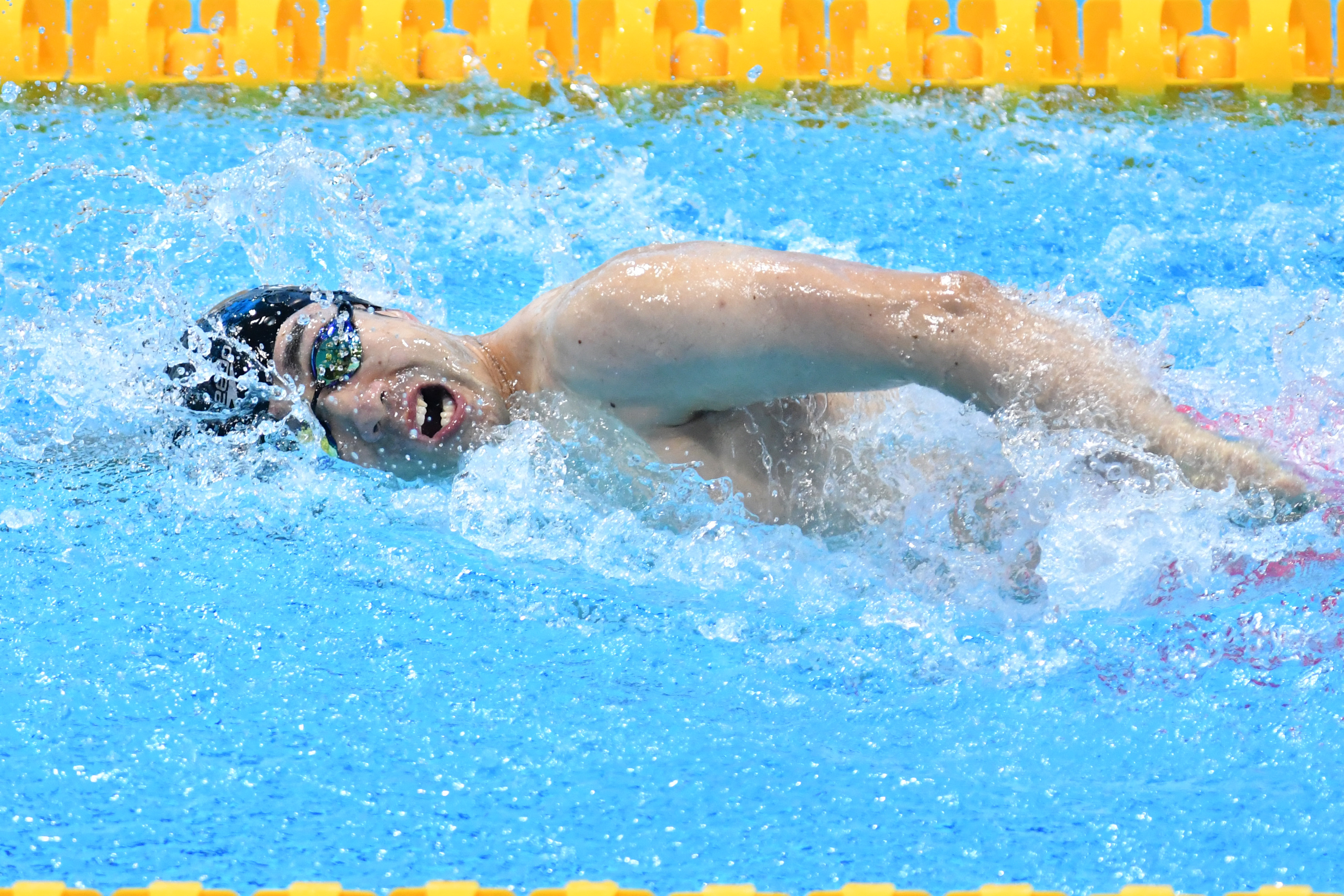男子50m自由形S4予選で鈴木1位で決勝進出 ~London2019パラ水泳世界選手権 DAY5(予選速報)~