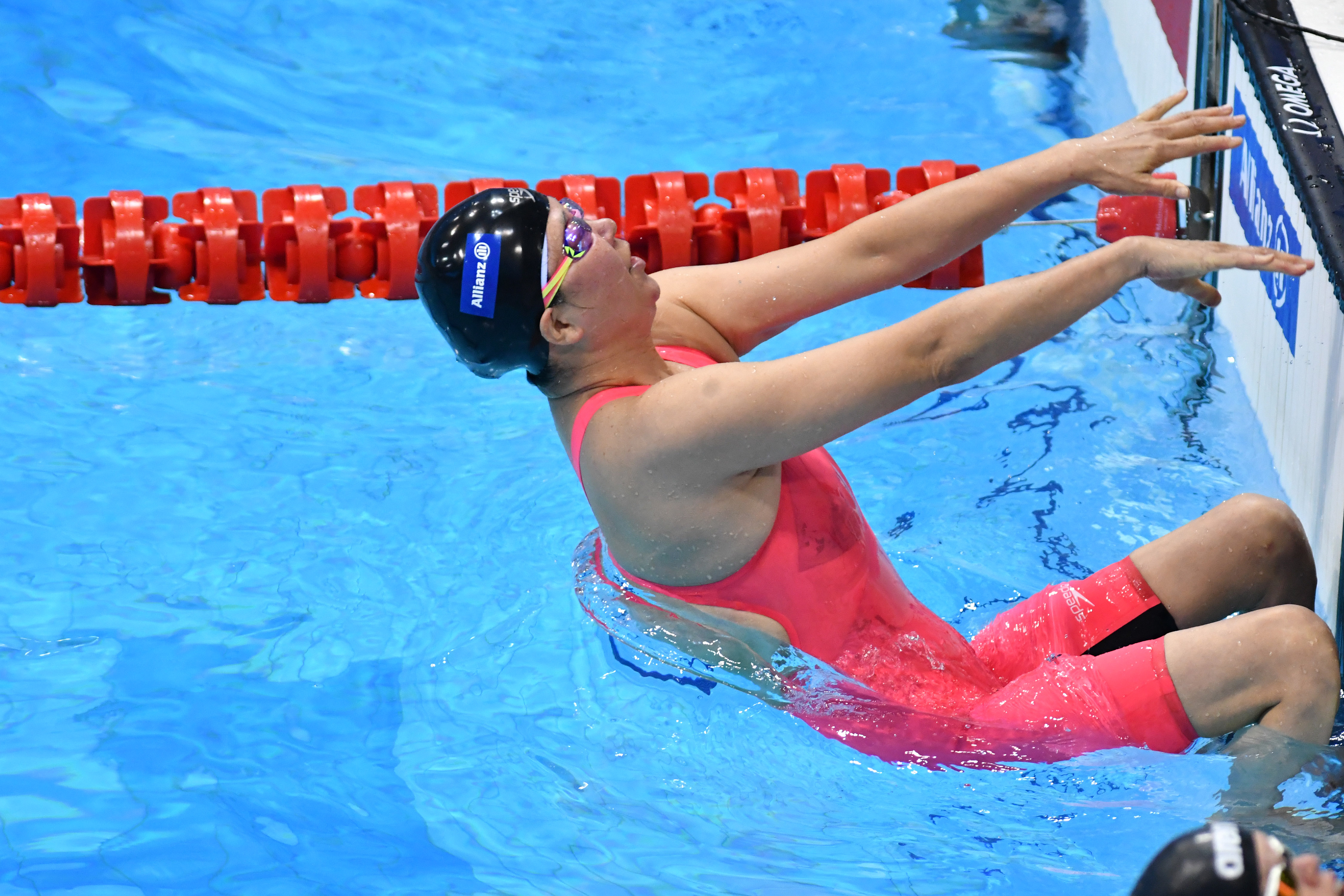 NARITA Mayumi (JPN) Women's 50m Backstroke S5