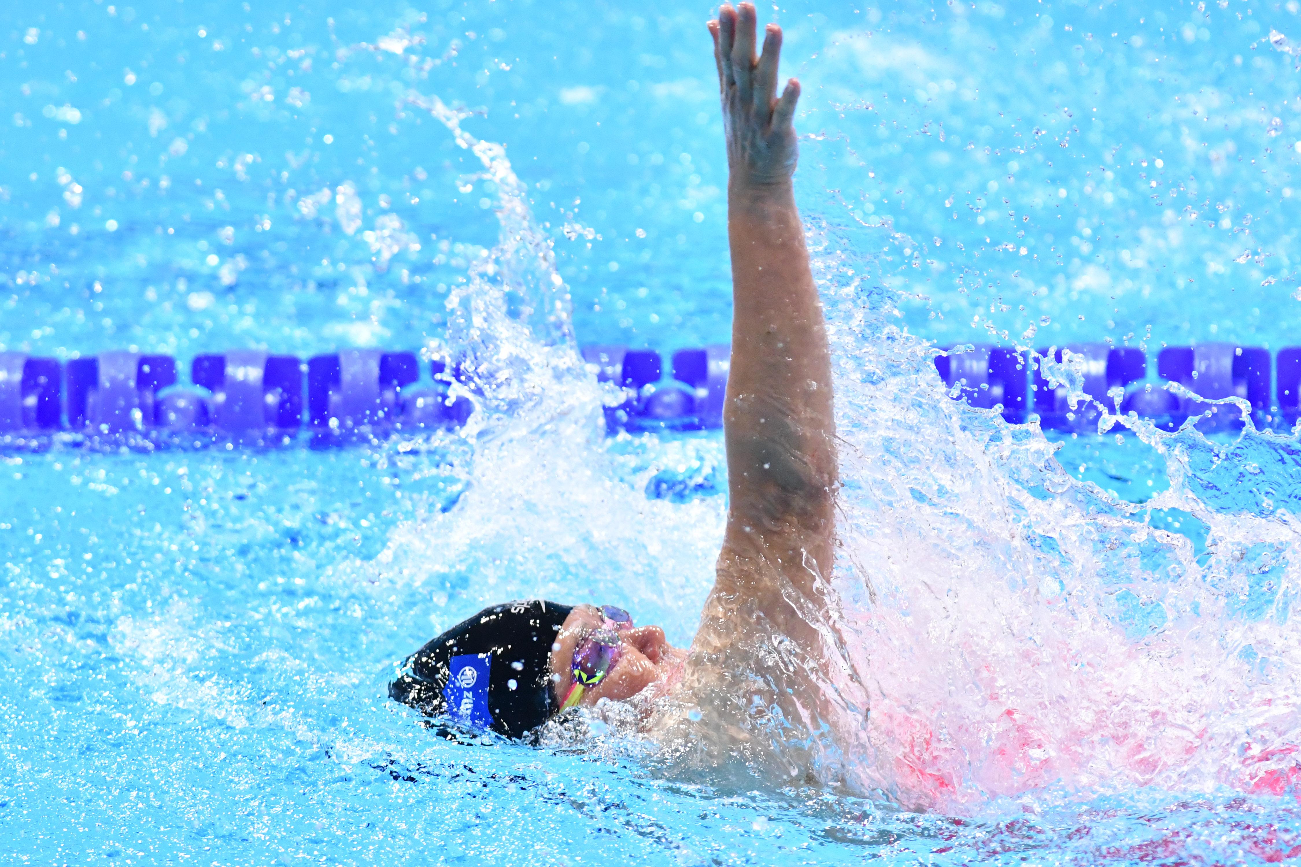 NARITA Mayumi (JPN) Women's 50m Backstroke S5 / Final