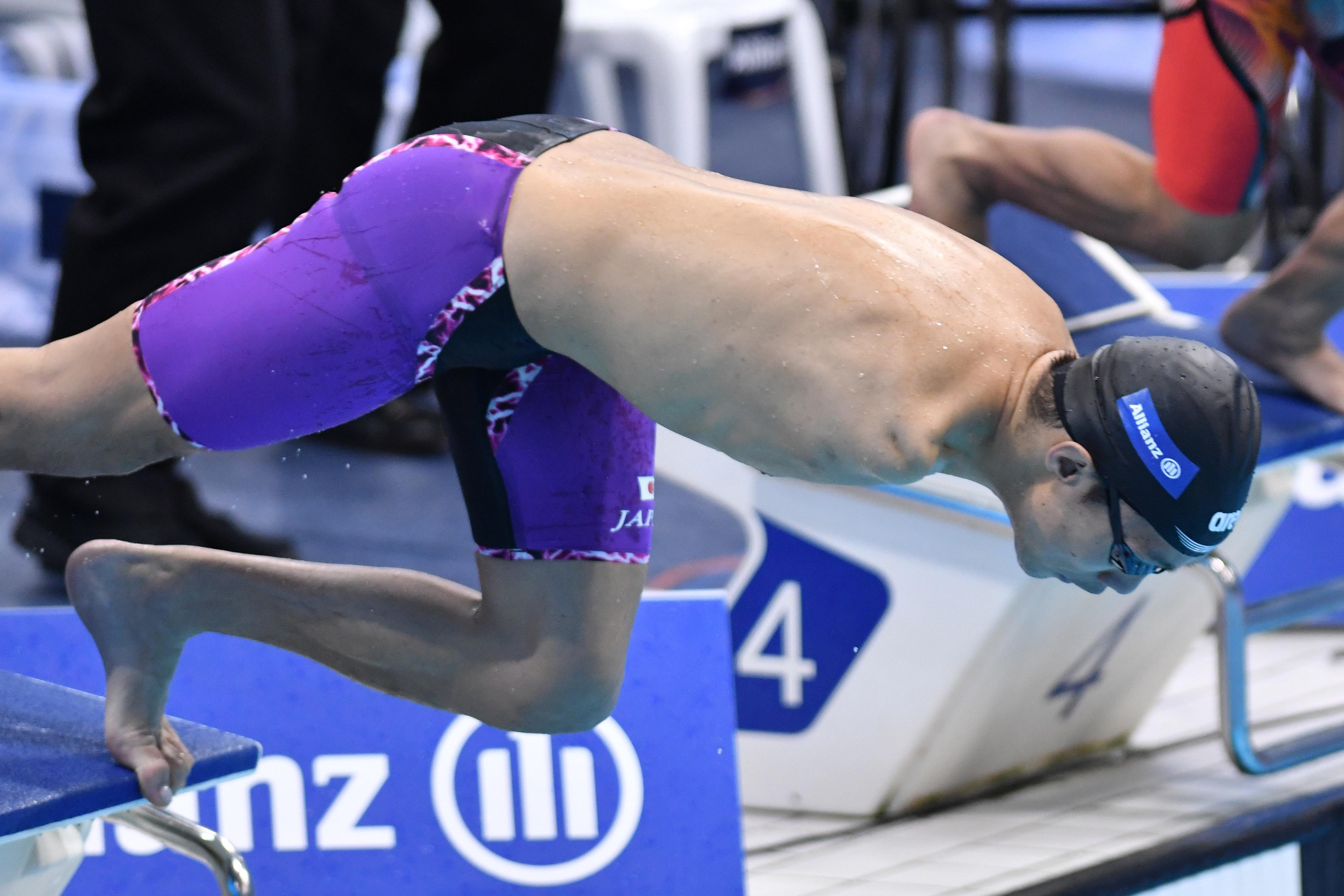 NAKAMURA Tomotaro (JPN) Men's 100m Breaststroke SB6
