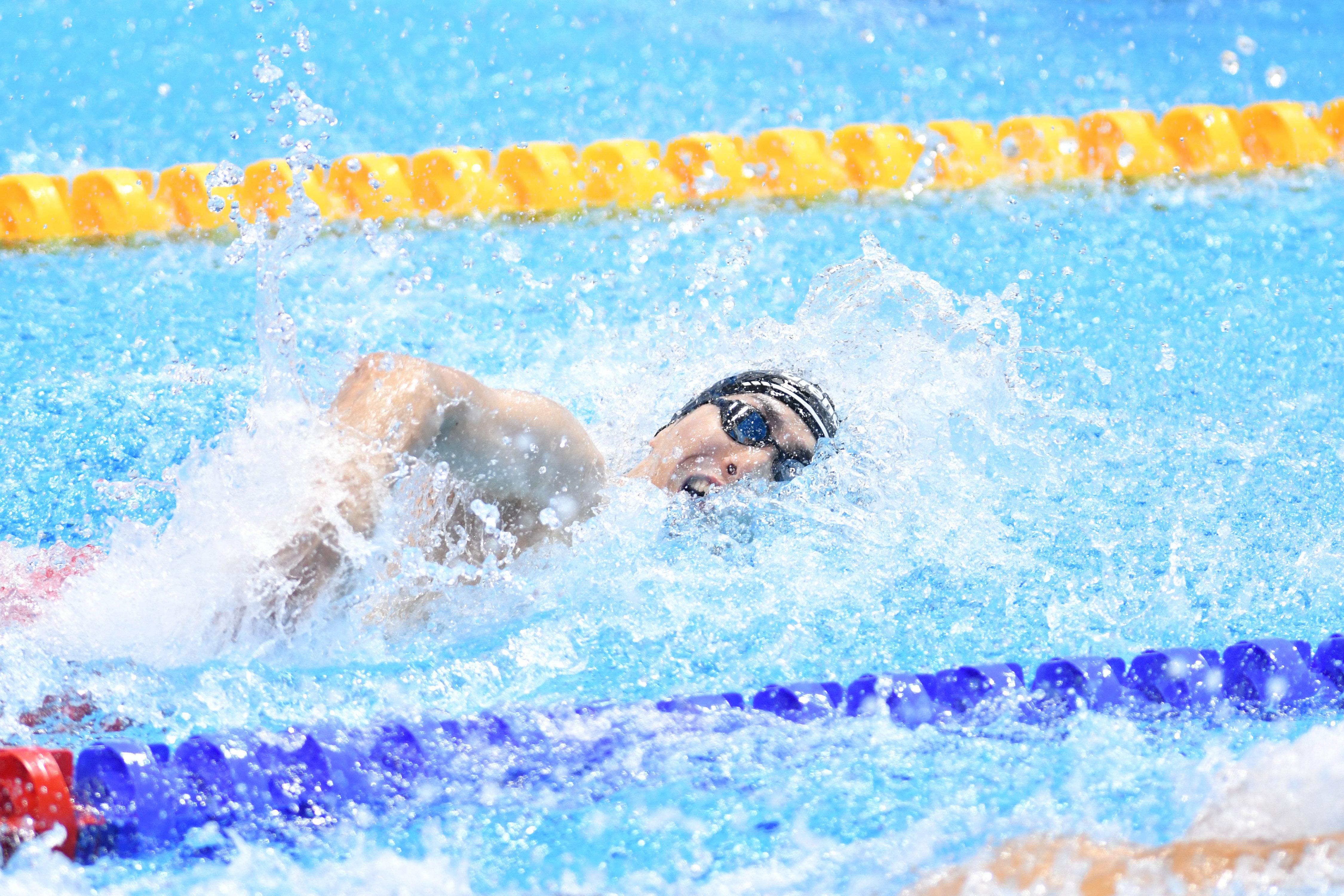 最終日。9人中7人が決勝へ進出。中村智太郎が日本チームへ合流。~London2019パラ水泳世界選手権 DAY7(予選速報)