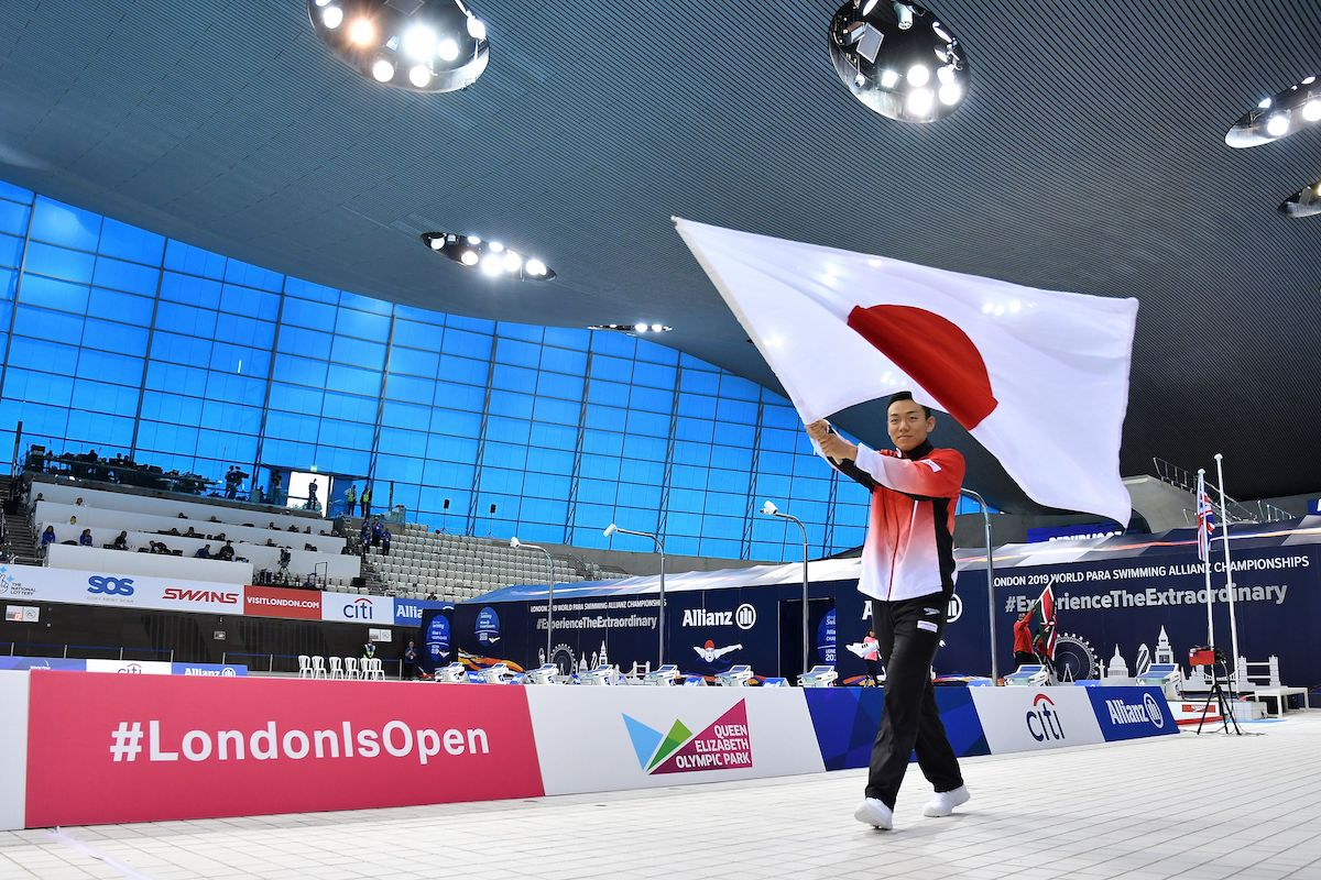ロンドンパラリンピックの記憶を呼び覚ますベニューでLondon2019パラ水泳世界選手権が開幕。1日目・日本は惜しくもメダルを逃す!