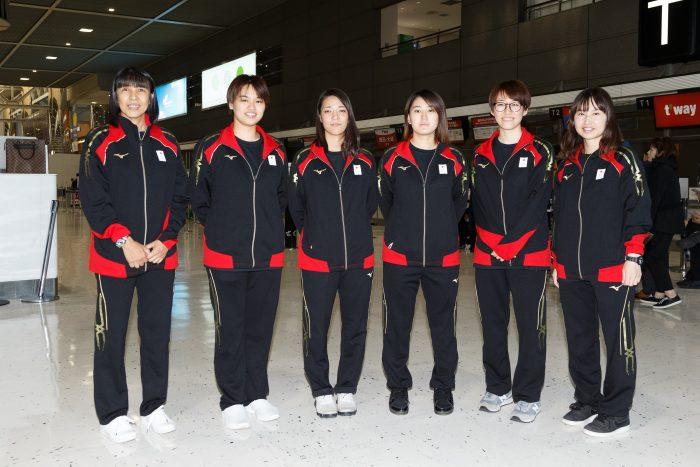 INASグローバルゲームズに出場する日本選手団がブリスベンへ出発!