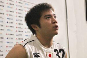 「世界一のプレーヤーになりたい」と語る橋本