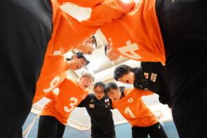 ゴールボール女子ジャパン、バンクーバーで初戦勝利。東京パラへ貴重な大会が開幕!