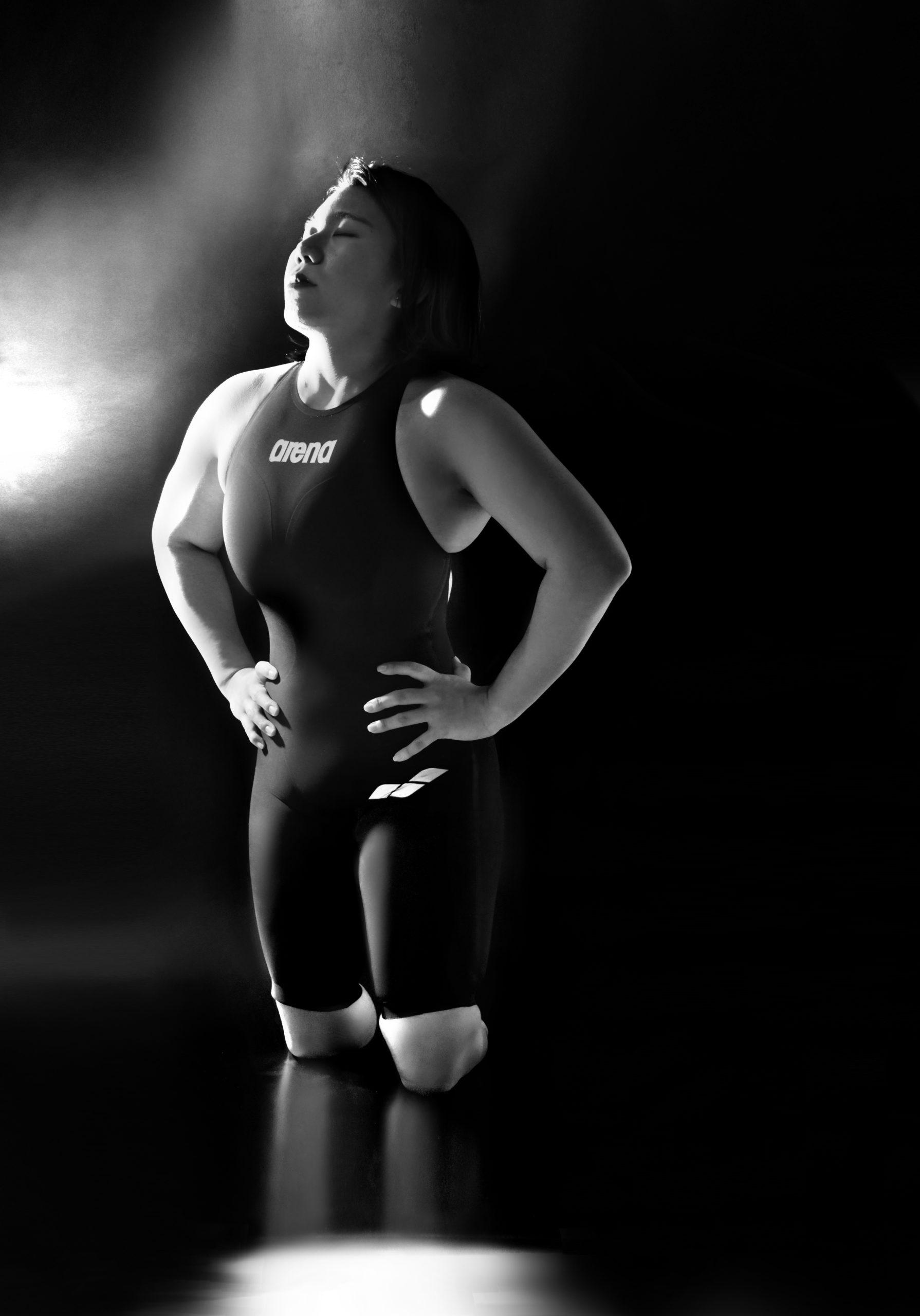 鎌田美希のポートレート写真