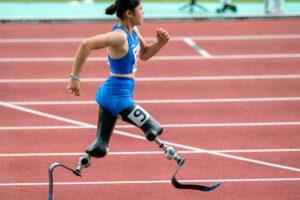 今は、たった2人で世界を競う! 湯口英理菜、両足大腿義足のスプリンター