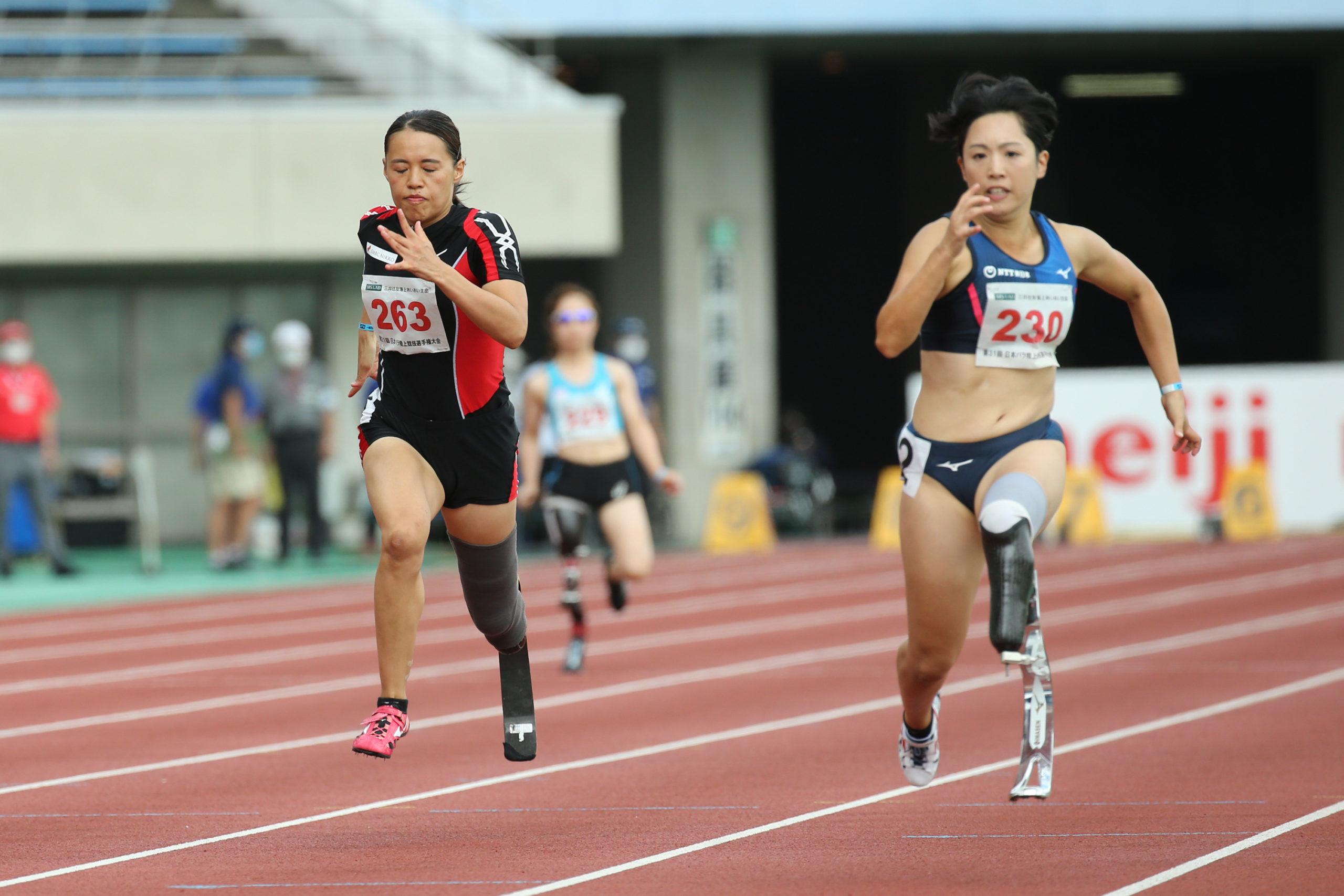 高桑早生(T64/NTT東日本)の写真