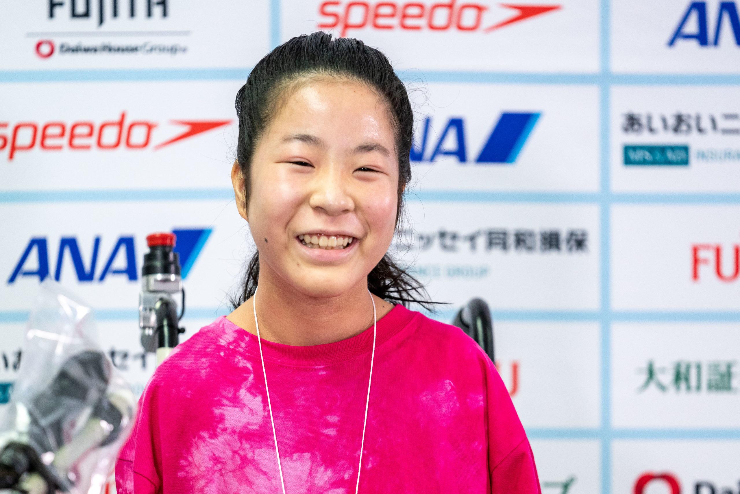 山田美幸の笑顔
