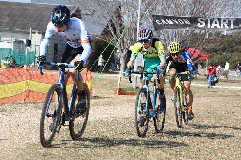 長く親しんだ自転車レース 選手提供写真