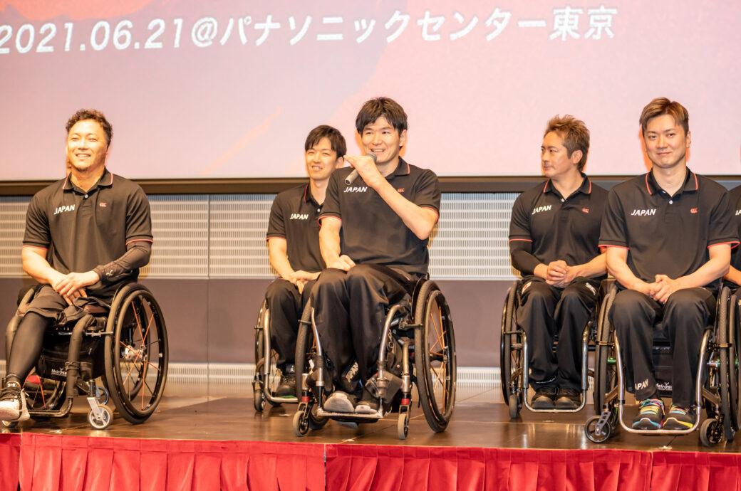 車いすラグビー日本代表12名が内定!ベテランと若手の融合で世界と渡り合う布陣