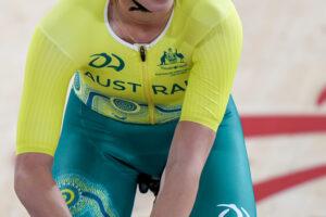 東京パラリンピック全体を通して金メダル第1号となった 写真・秋冨哲生
