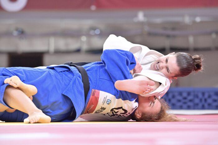 柔道女子、最終日はブラジル勢がいずれもメダル獲得! アゼルバイジャン勢もさらに金を増やす