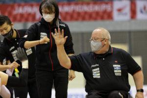 日本の金メダル請負人として東京パラリンピックに臨むケビン・オアーHC 写真・内田和稔